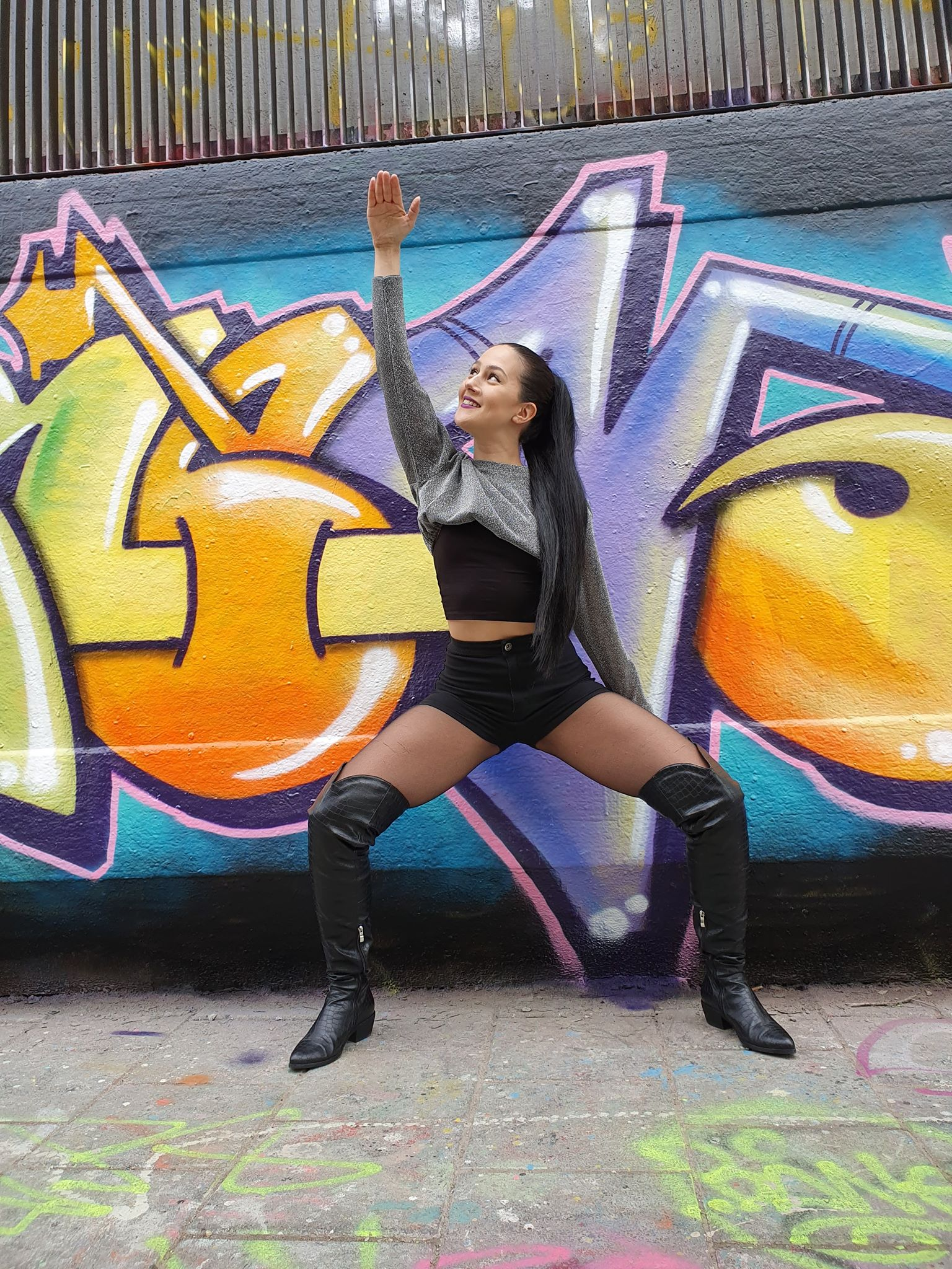 Female Dancehall Steps